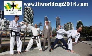 ITF World Cup – Sydney Olympic Park September 25-30 2018 @ State Sports Centre Sydney Olympic Park